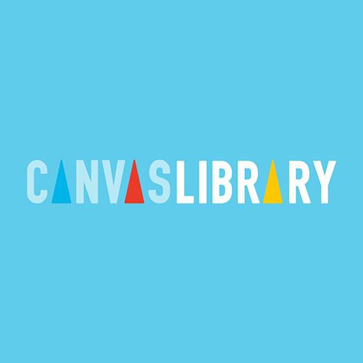 canvas library logo
